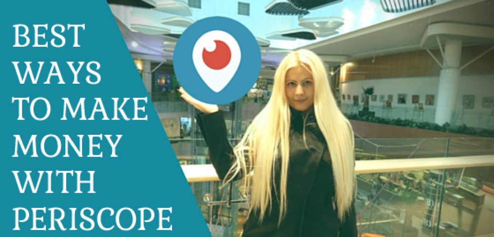 how to make money with periscope